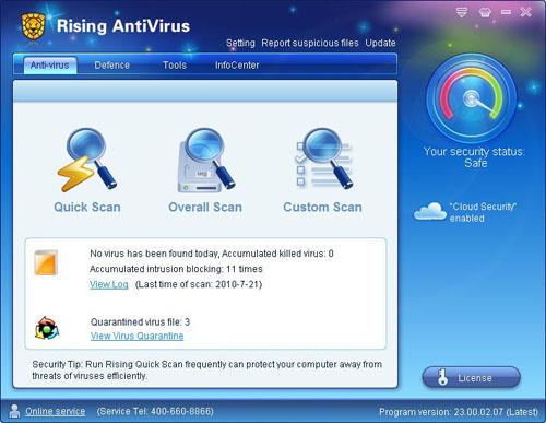 rav antivirus 2011